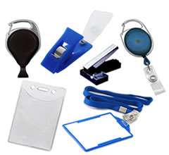 ID Badge Accessories