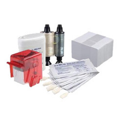 Evolis Ribbons, Lam & Supplies