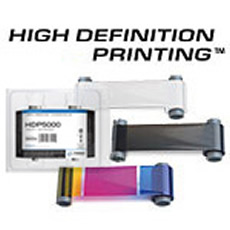 HDP5000 Ribbons, Lam & Supplies